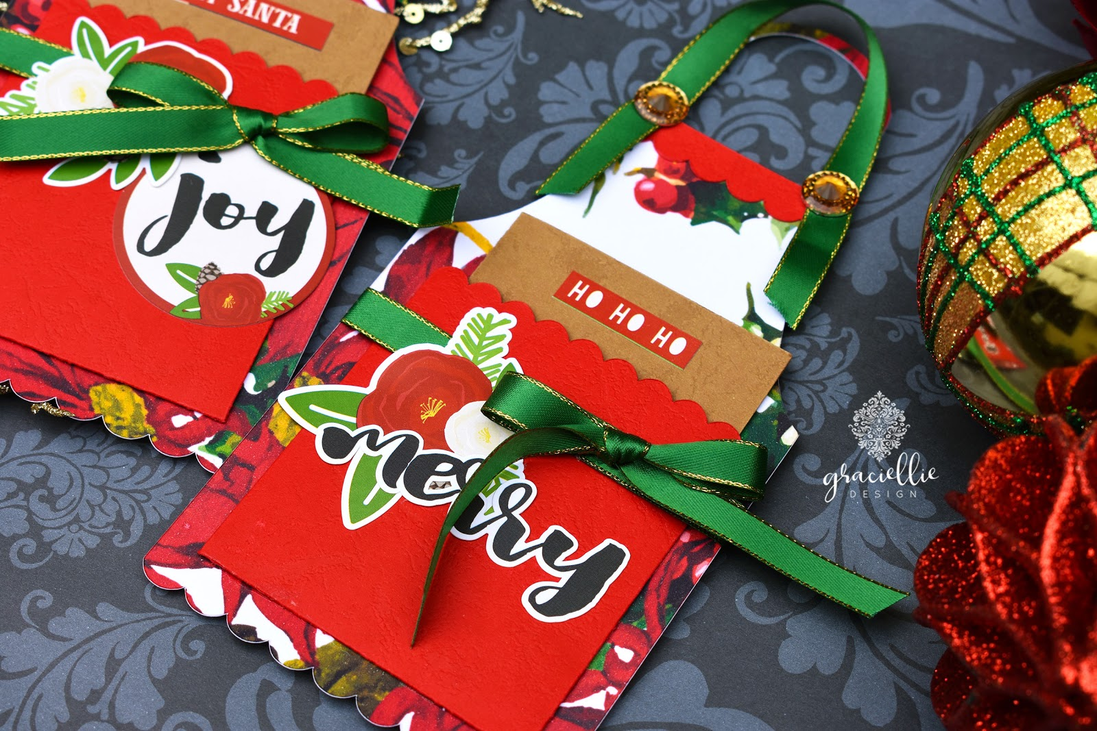 971d3c55e35be WINNERS + Last Minute Gifts for Christmas: Apron Gift Card Holders ...