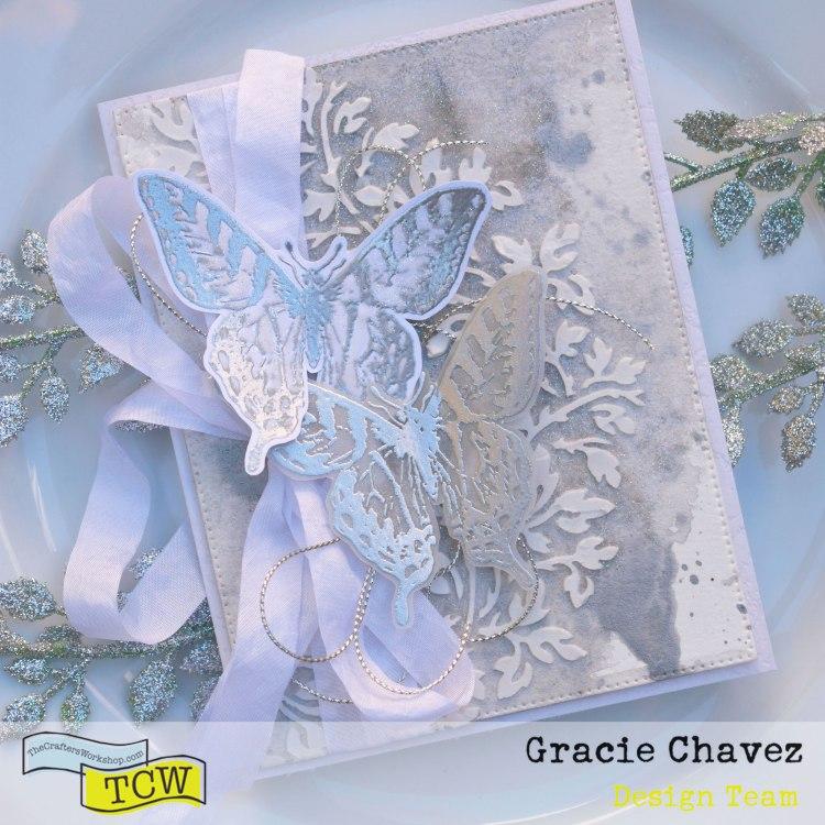 WinterButterfliesCard_WatercoloringwithAcrylicPaint_TCWStencils_1
