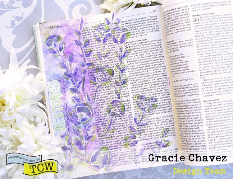 BibleJournalingwithTCWstencilsandSilverGesso_GracieChavez_8