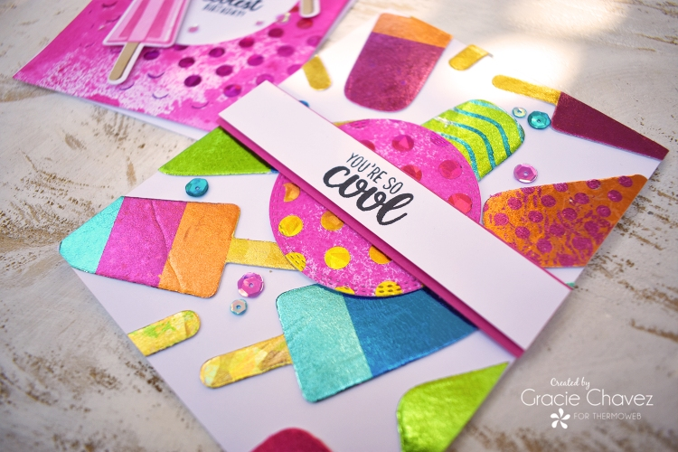 PerfectPopsicleFoiledCardswithSunnyStudioStamps_2