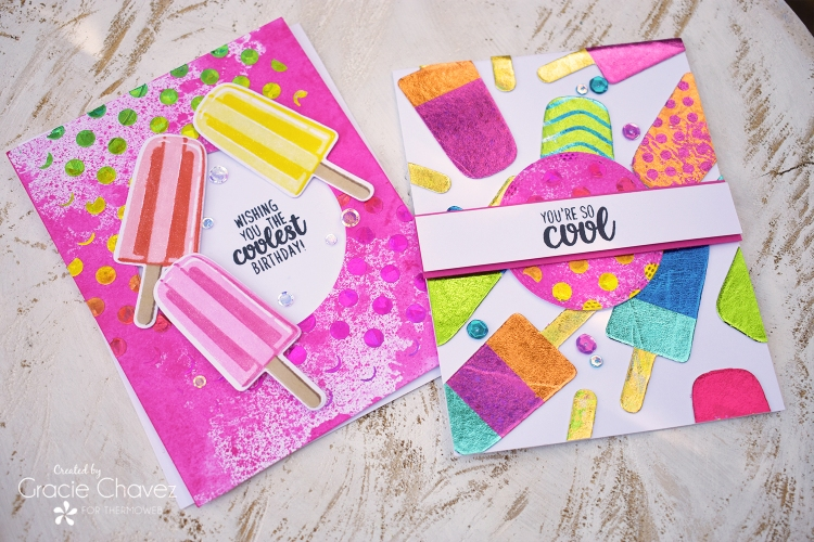 PerfectPopsicleFoiledCardswithSunnyStudioStamps_3
