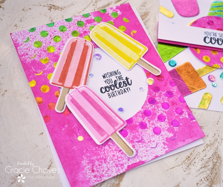 PerfectPopsicleFoiledCardswithSunnyStudioStamps_5
